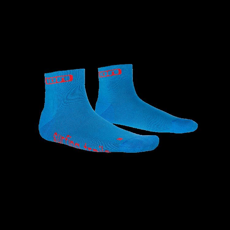 SOCKS SHORT ROLE 2018 / stream blue/720