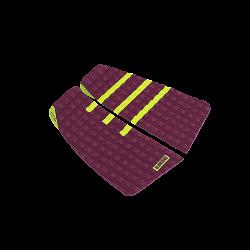 Surfboard Pads Stripe (2pcs) (OL) / red