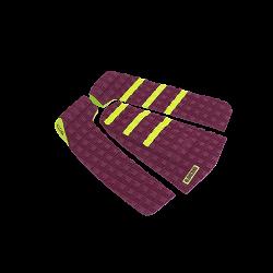 Surfboard Pads Stripe (3pcs) (OL) / red