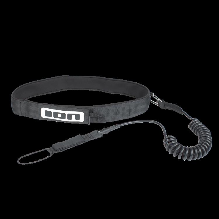 SUP_Core Leash RACE 2.0 coiled_hipbelt / black