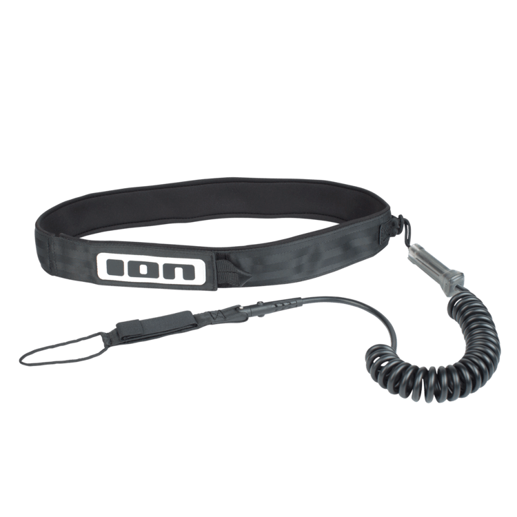 Sup Leash Core Coiled Hip Safety