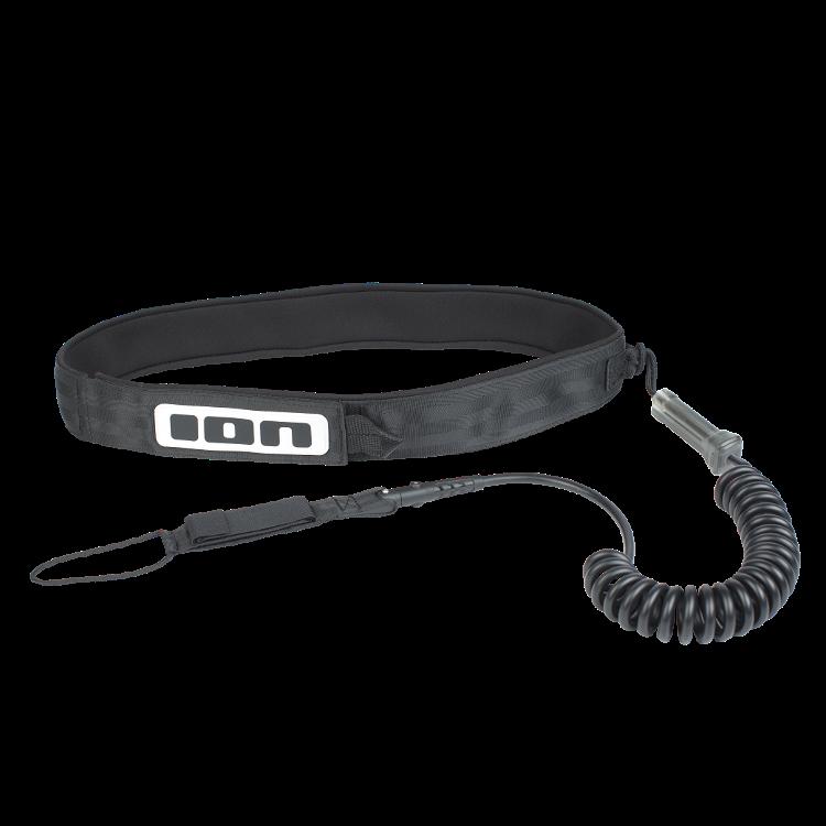 SUP_Core Safety Leash incl. Hip Belt / black