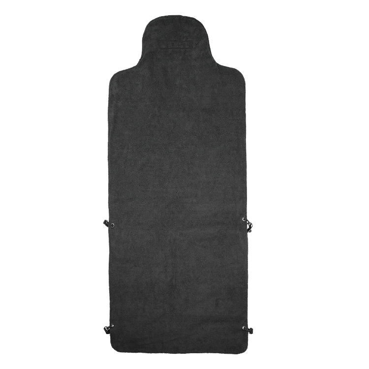 Seat Towel waterproofed / black