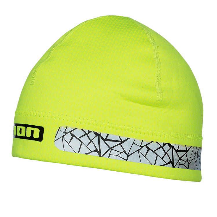 Safety Beanie / lime