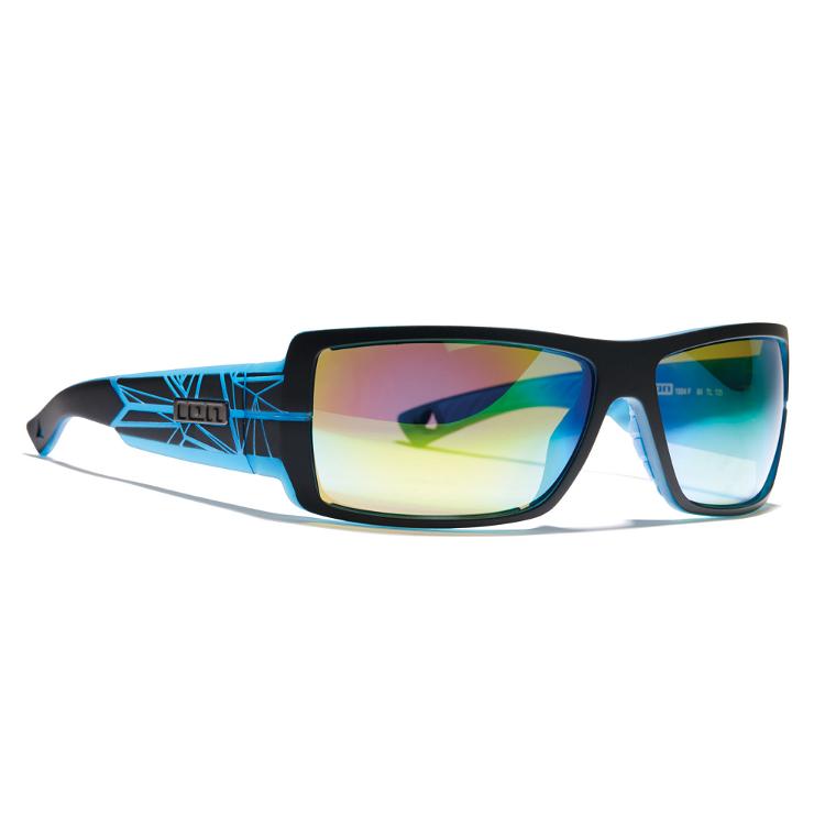 Vision - Icon set_Zeiss / black/trans blue