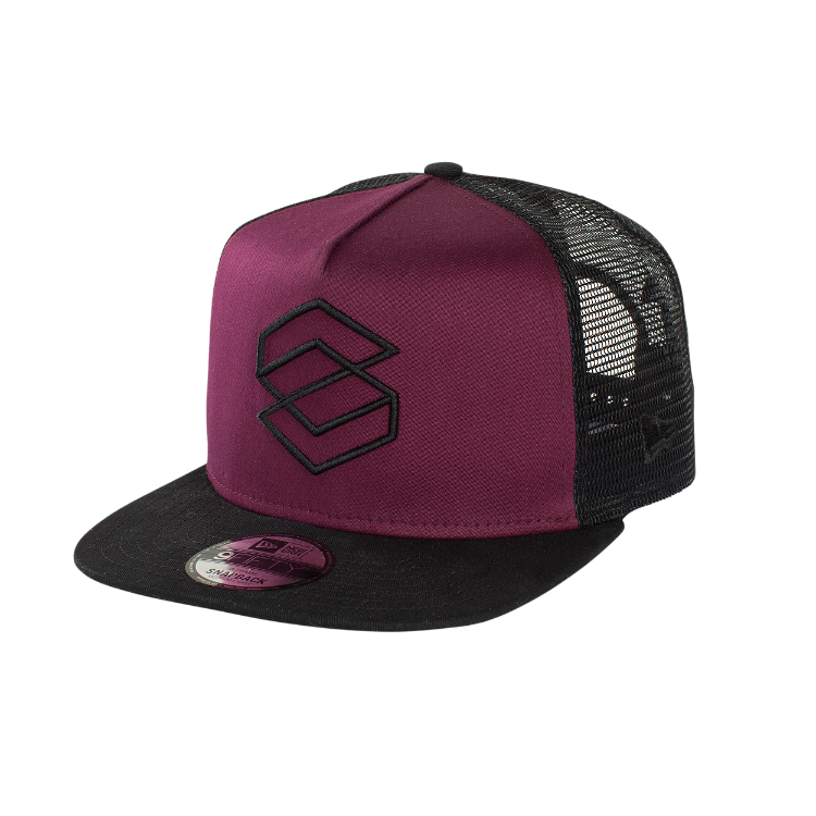 CAP SCRUB 2019 / pink isover