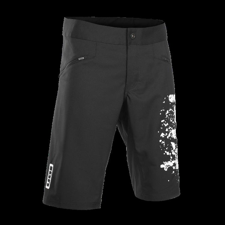 Bikeshorts Scrub / black
