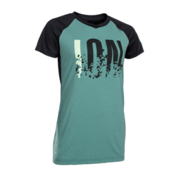 Tee SS Letters Scrub AMP WMS