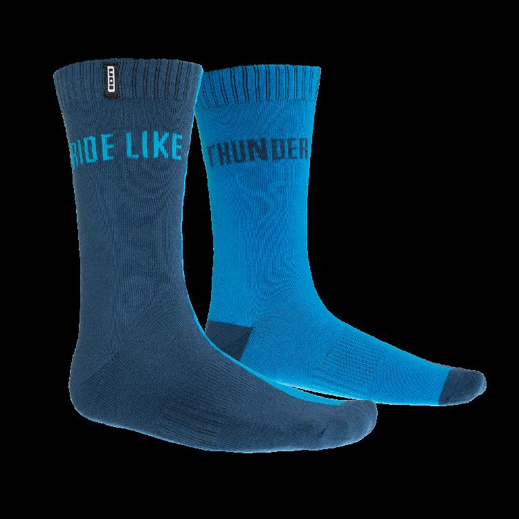 Socks Scrub 2021 / ocean blue