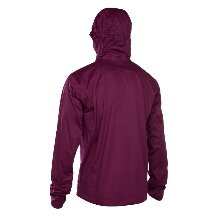 3 Layer Jacket Scrub Amp / pink isover
