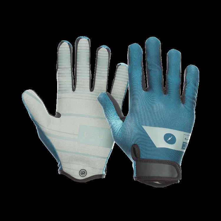 Amara Gloves Full Finger / teal