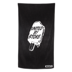 Beach Towel / black