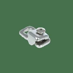 Clamp Plate f. Webb Slider C-Bar (SS20 onwards)
