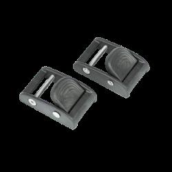 C30 Leverbuckle (pair) / Unicolor