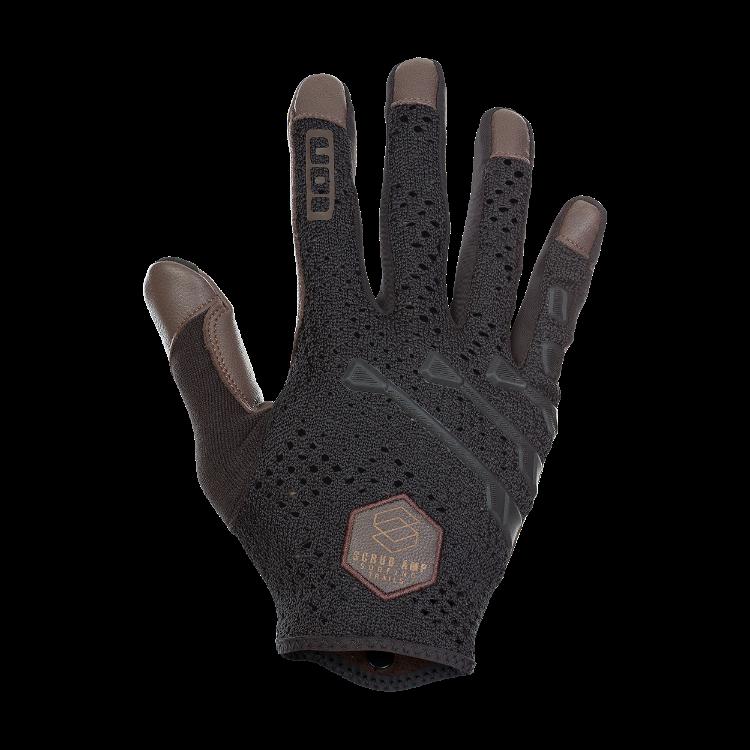 Gloves Scrub Select 2021 / loam brown