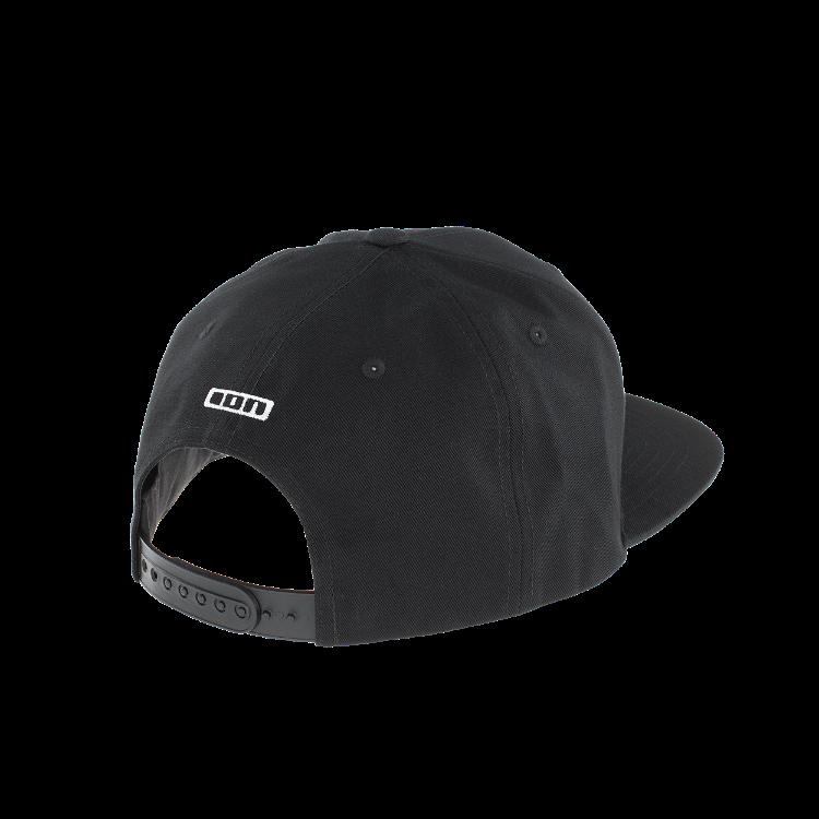 CAP LOGO / black