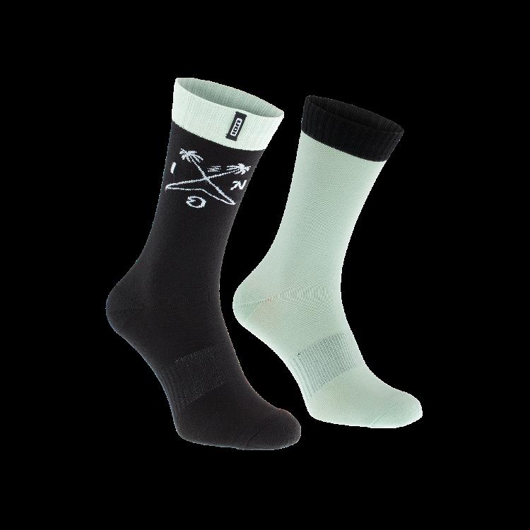 Socks Scrub 2021 / 611 shallow green
