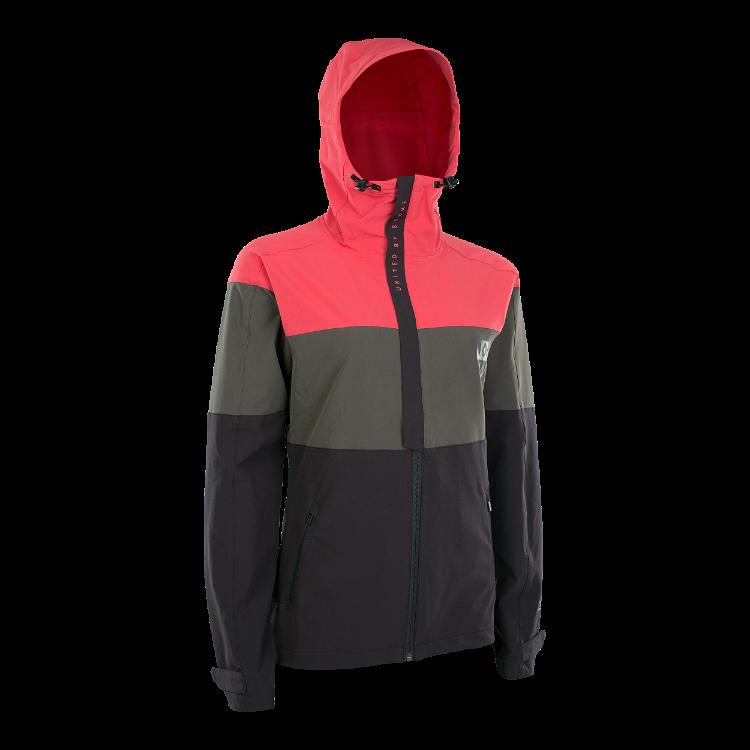 Softshell Jacket Shelter WMS 2021 / 424 pink isback