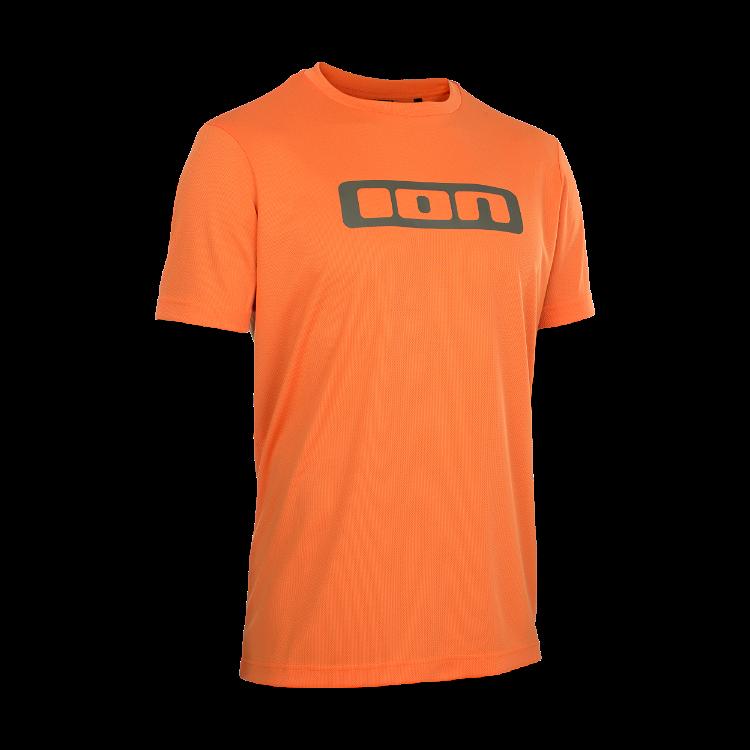 Tee SS Scrub / 404 riot orange