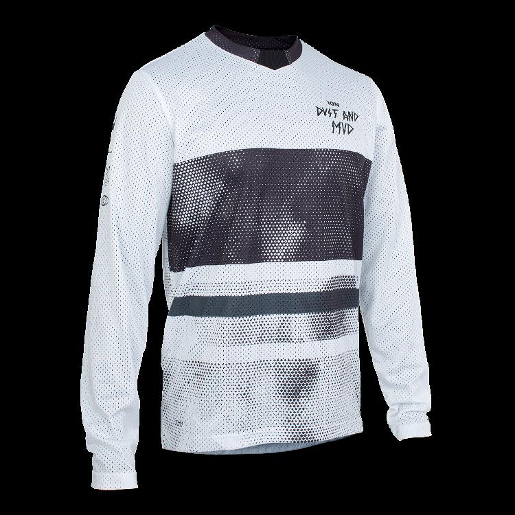 Tee LS Scrub / 100 peak white
