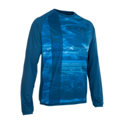 Tee LS Traze Amp 2021 / 787 ocean blue