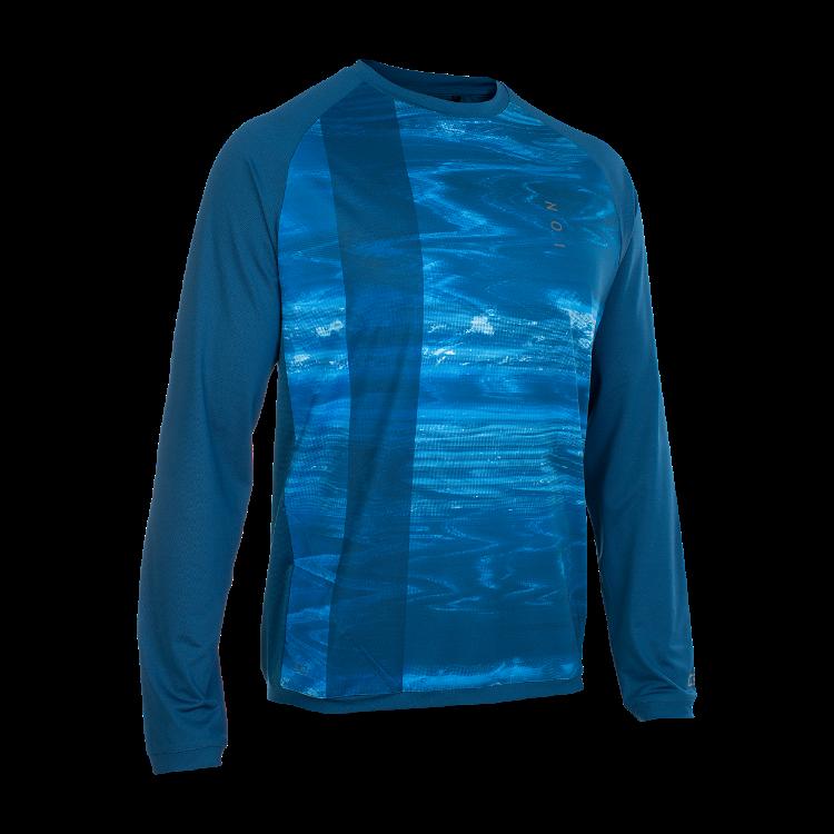 Tee LS Traze Amp / 787 ocean blue