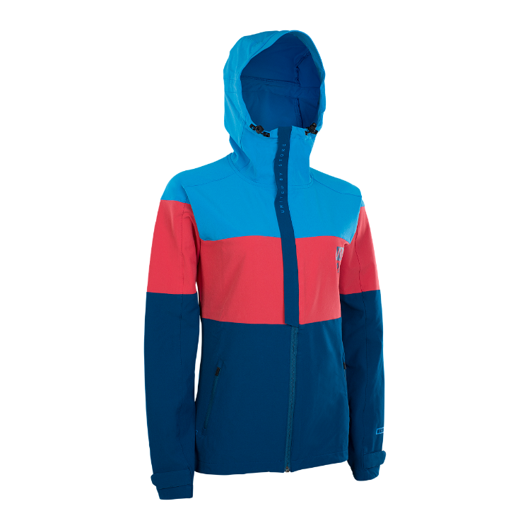 Softshell Jacket Shelter WMS 2021 / 707 inside blue