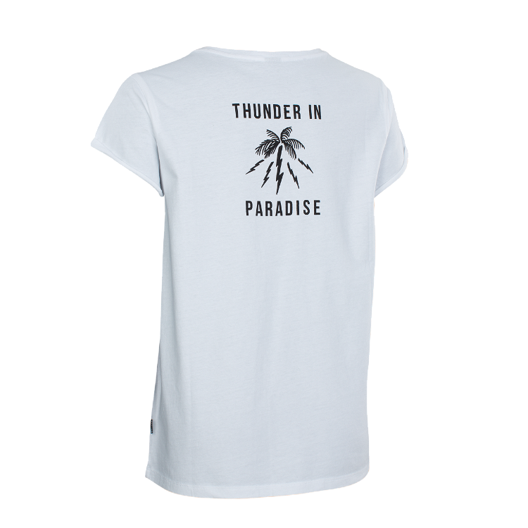 TEE SS THUNDER IN PARADISE WMS / 100 white