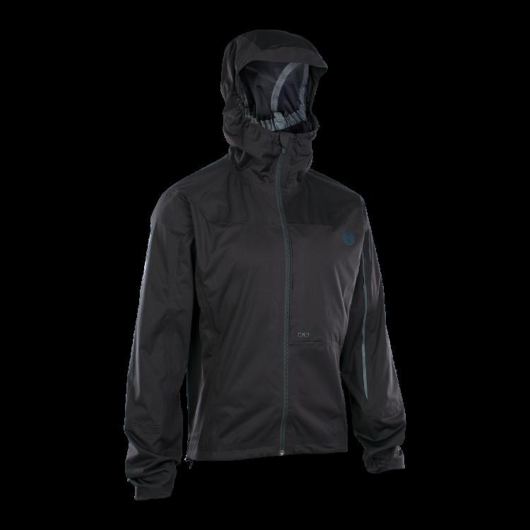 3 Layer Jacket Scrub Amp / 900 black