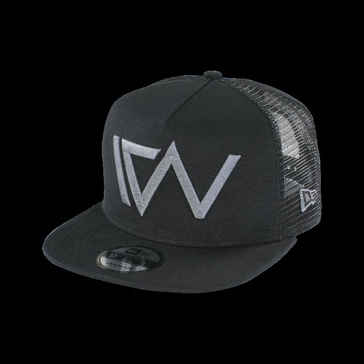 CAP ION MAIDEN 2.0 / 900 black