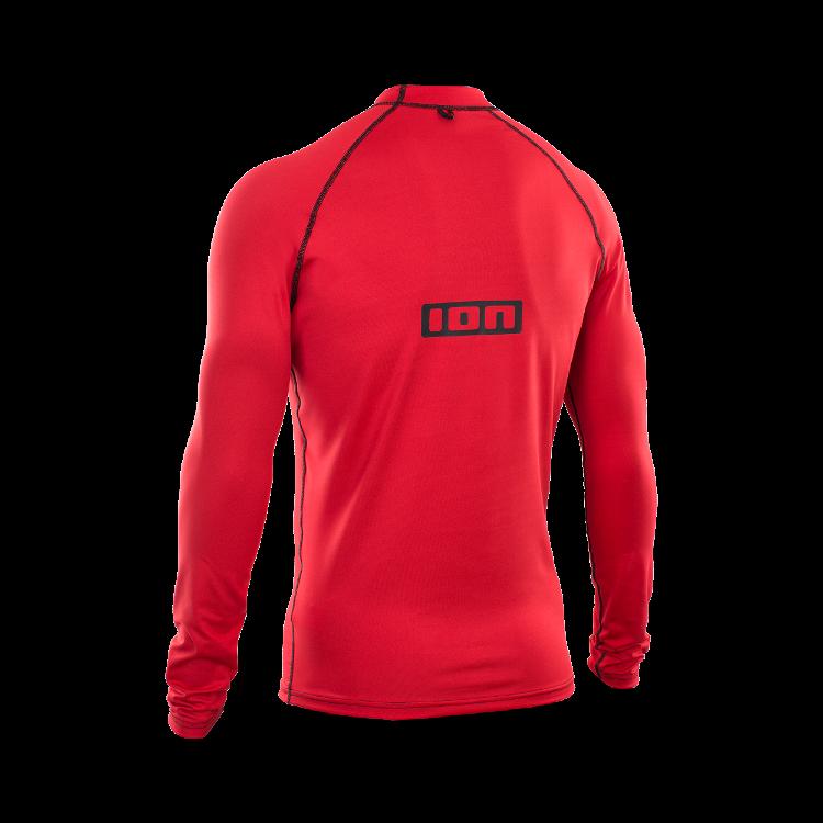 Promo Rashguard LS / red