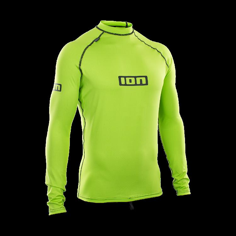 Promo Rashguard LS / lime green