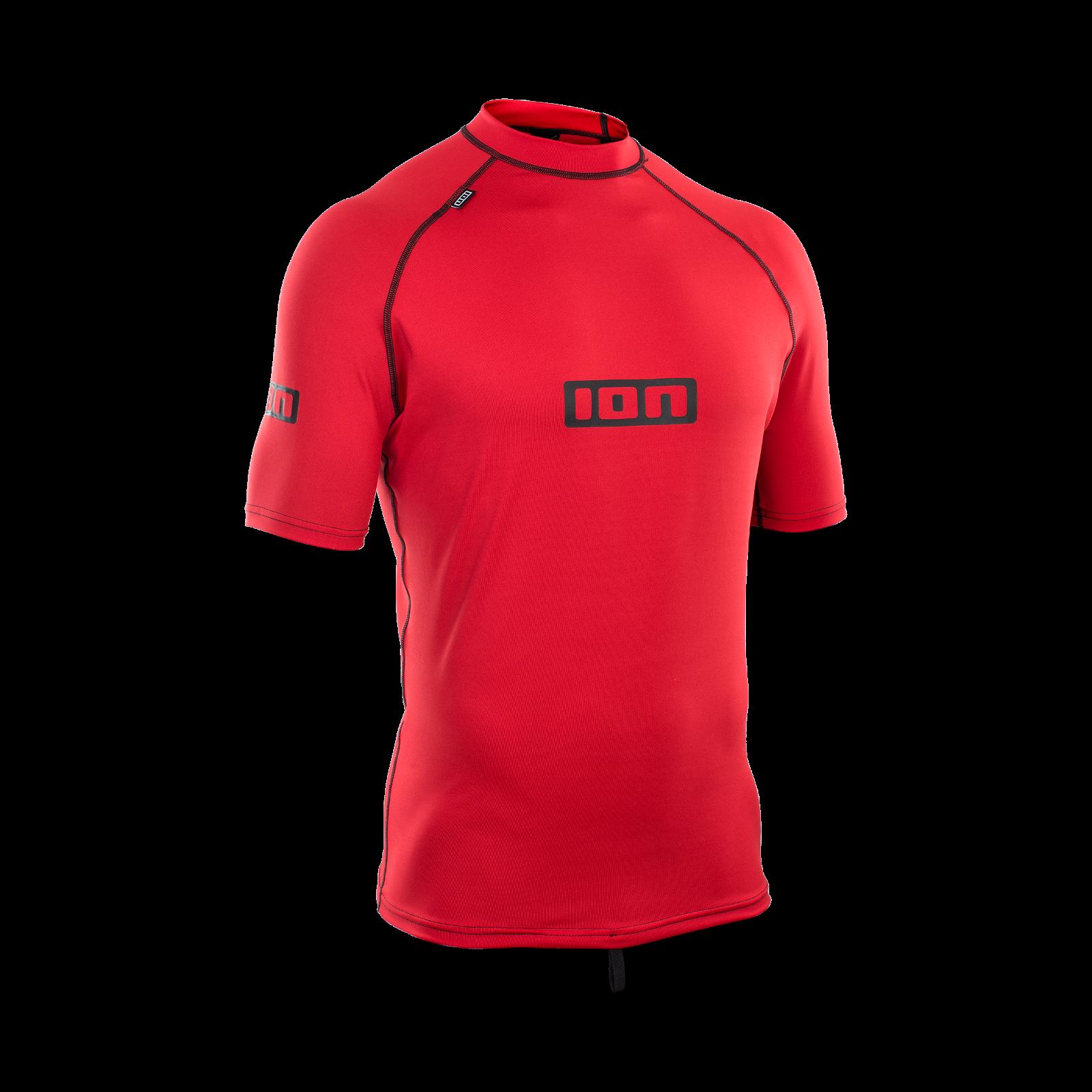 ION UV-Shirt Rashvest Rashguard Men SS black 2017