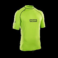 Promo Rashguard SS / lime green