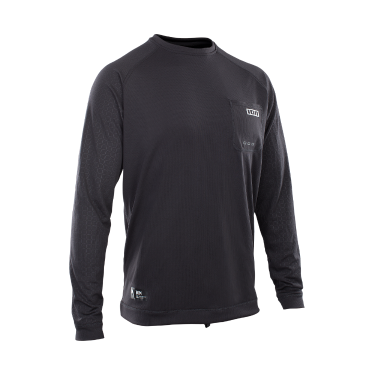 Wetshirt LS / black