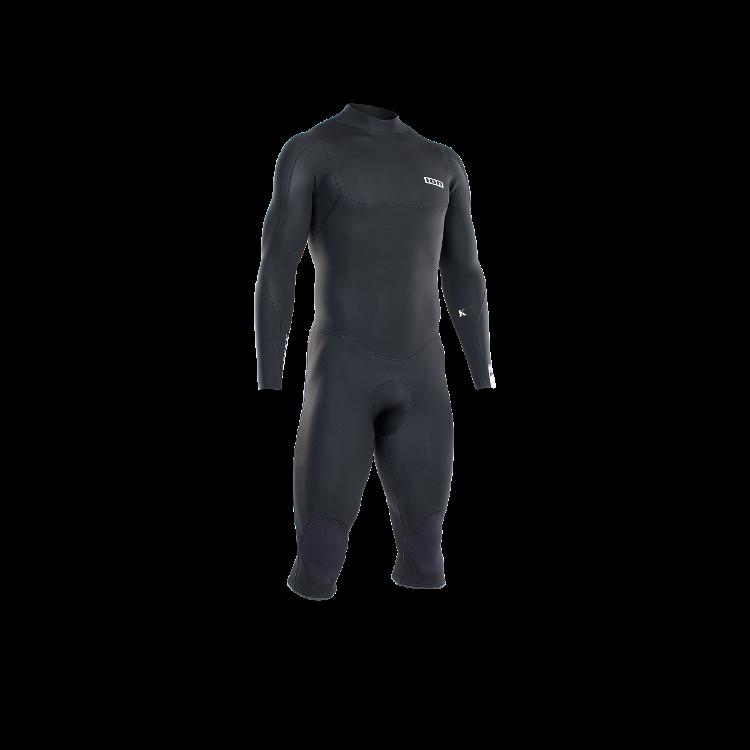 Backzip Overknee 4/3 / black