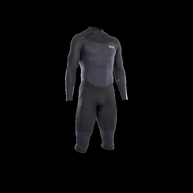 Backzip Overknee LS 4/3 / black