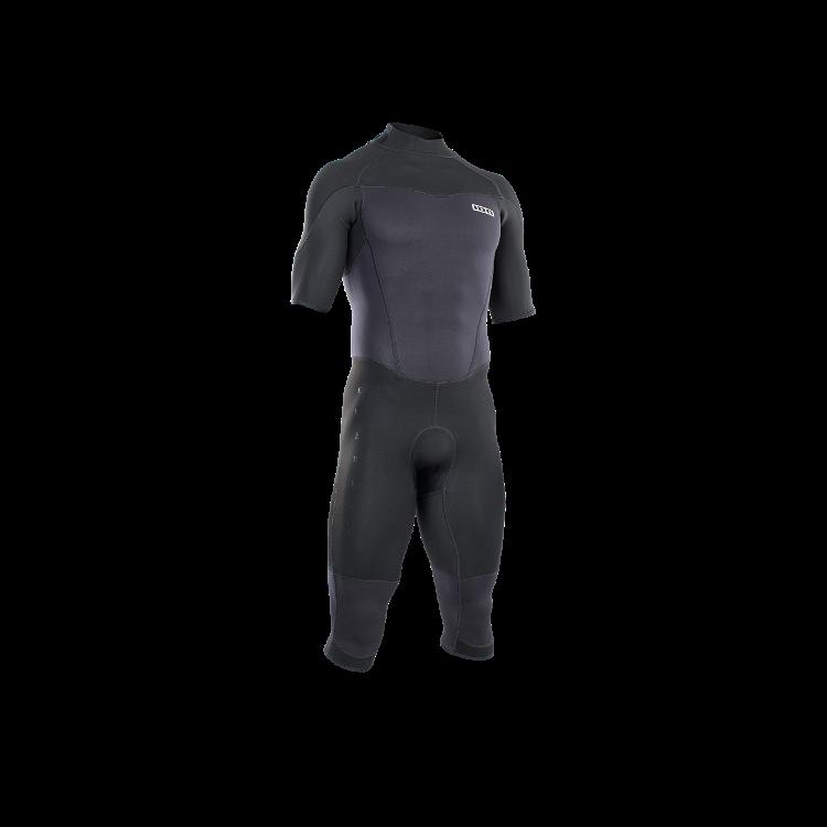Backzip Overknee SS 3/2 / black