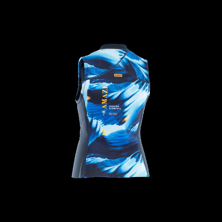 Neo Zip Top Women 1.5 SS / blue capsule