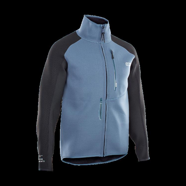 Neo Cruise Jacket / steel blue/black