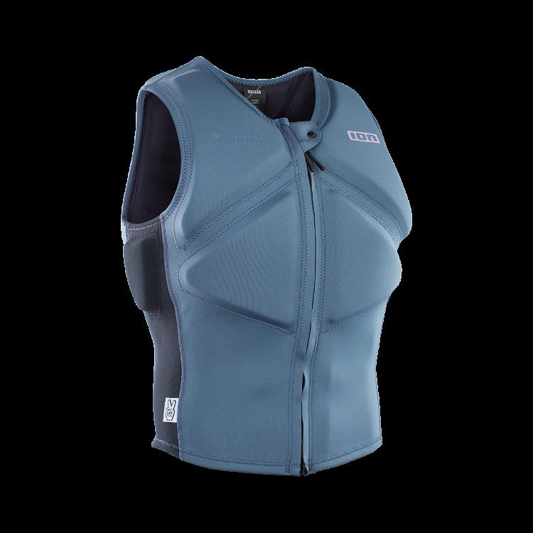 Vector Vest Amp / steel blue/black