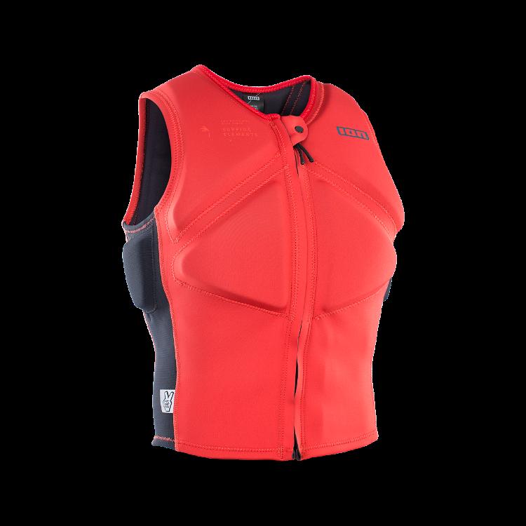 Vector Vest Amp / red/black