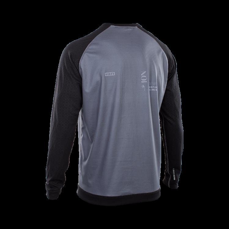 Wetshirt LS / steel blue/black