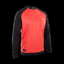 Wetshirt LS / red/black