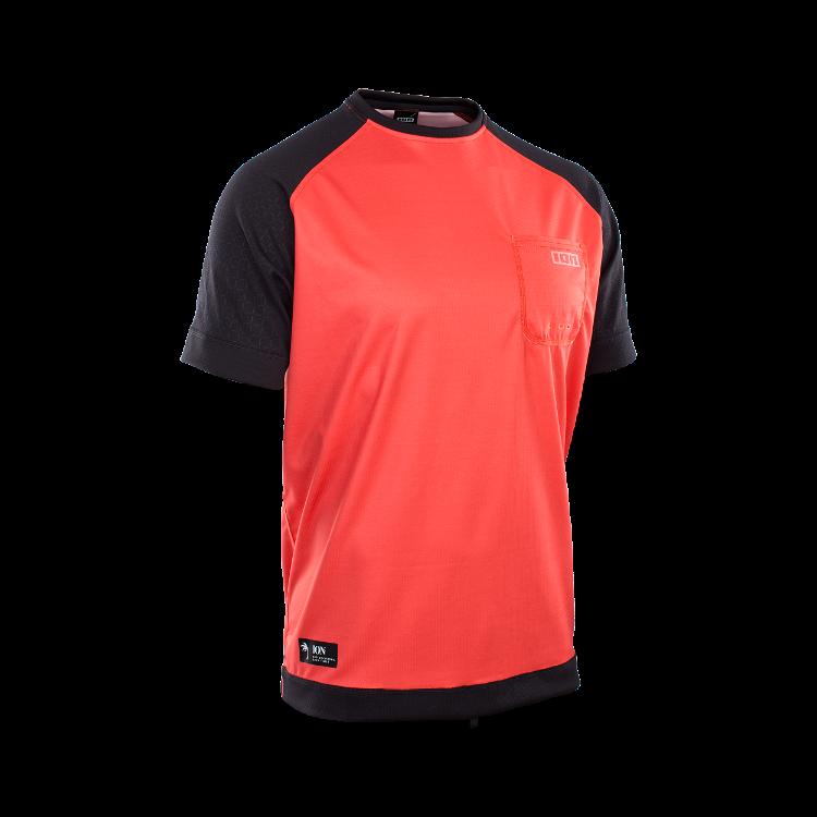 Wetshirt SS / red/black