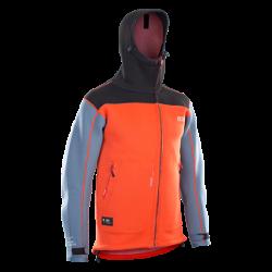 Neo Shelter Jacket Amp / red/steel blue/black