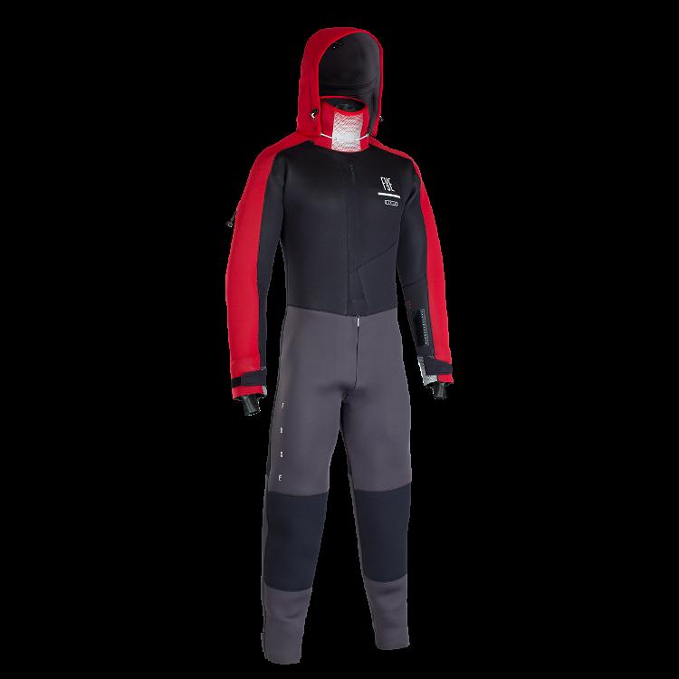 Drysuit 4/3 / black/red