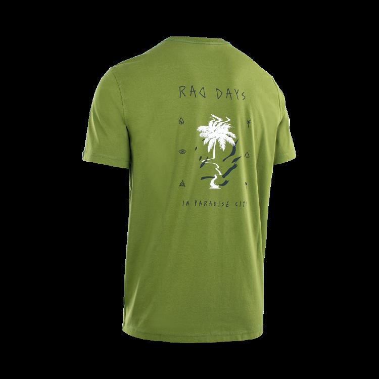Tee SS Rad Days / 641 palm green