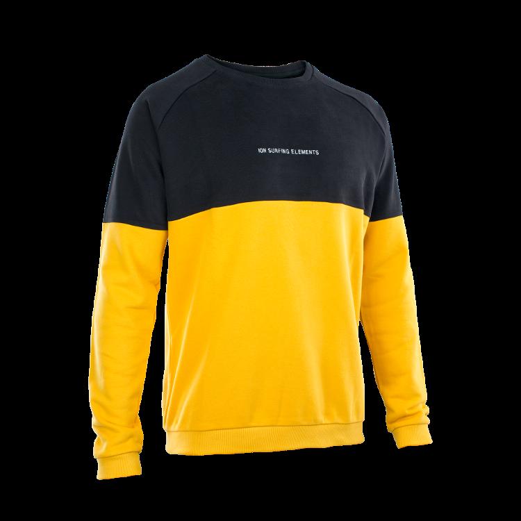 Sweater Surfing Elements 2021 / 340 golden yellow
