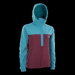 Softshell Jacket Shelter WMS 2021 / 681 laguna green